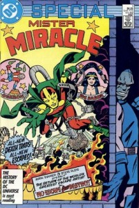 0001 3800 201x300 Mister Miracle  Special [DC] OS1
