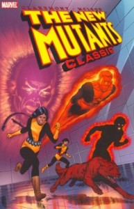 0001 3822 193x300 New Mutants  Classic [Marvel] OS1