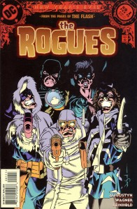 0001 3852 196x300 New Years Evil  The Rogues [DC] V1