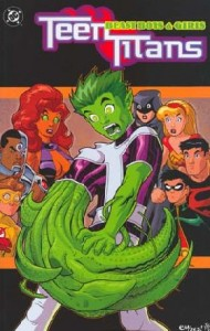 0001 3868 190x300 New Teen Titans  Beast Boys And Girls [DC] OS1