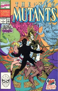 0001 3903 193x300 New Mutants  Summer Special [Marvel] OS1