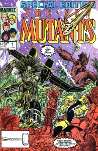 0001 3934 195x300 New Mutants  Special Edition [Marvel] OS1