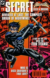 0001 4018 192x300 Nightwing  Secret Files and Origins [DC] V1