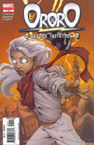 0001 4060 194x300 Ororo  Before The Storm [Marvel] Mini 1