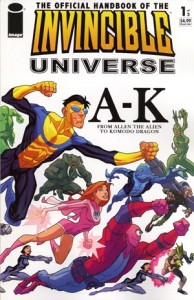 0001 4067 194x300 Offical Handbook Of The Invincible Universe [Image] V1