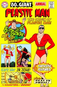 0001 4152 196x300 Plastic Man  80 Page Giant Annual [DC] OS1