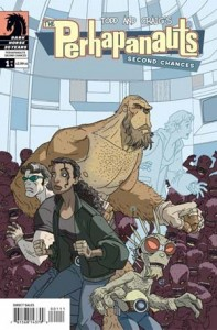0001 4190 197x300 Perhapanauts  Second Chances [Dark Horse] Mini 1