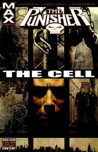 0001 4234 194x300 The Punisher: The Cell [Marvel Max] OS1
