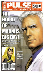0001 4280 184x300 Pulse, The  House Of M Special Edition [Marvel] OS1