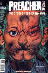 0001 4294 197x300 Preacher  Special  The Story Of You Know Who [DC Vertigo] OS1