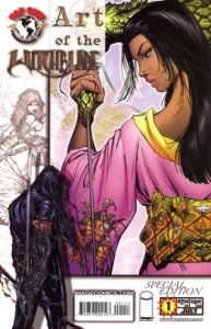 0001 442 193x300 Art Of The Witchblade [Image Top Cow] OS1
