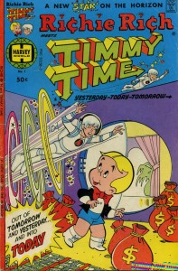 0001 4493 197x300 Richie Rich  Meets Timmy Time [Harvey] OS1