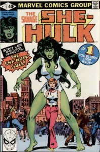 0001 4532 197x300 Savage She Hulk [Marvel] V1