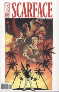 0001 4533 193x300 Scarface  Scarred For Life [IDW] Mini 1