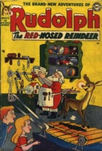 0001 4557 203x300 Rudolph   The Red Nosed Reindeer [DC] V1