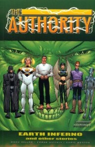 0001 456 194x300 Authority  Earth Inferno and Other Stories [Wild Storm] OS1
