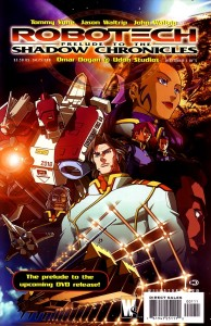 0001 4601 194x300 Robotech  Prelude To The Shadow Chronicles [Wildstorm] V1