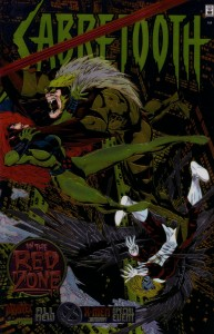 0001 4619 193x300 Sabretooth  In The Red Zone [Marvel] OS1