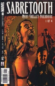 0001 4623 195x300 Sabretooth  Mary Shelley Overdrive [Marvel] Mini 1
