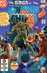 0001 4632 195x300 Saga Of The Swamp Thing [DC] V1
