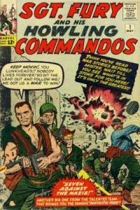 0001 4725 200x300 Sgt Fury And His Howling Commandos [Marvel] V1