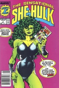 0001 4731 200x300 Sensational She Hulk [Marvel] V1