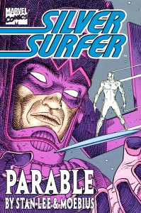 0001 4800 199x300 Silver Surfer  Parable [Marvel] OS1