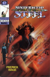 0001 4822 195x300 Sisterhood Of Steel, The [Marvel Epic] V1