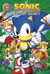 0001 4862 204x300 Sonic  The Hedgehog  Archives [UNKNOWN] V1
