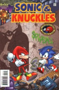 0001 4867 198x300 Sonic and Knuckles [Archie Adventures] OS 1