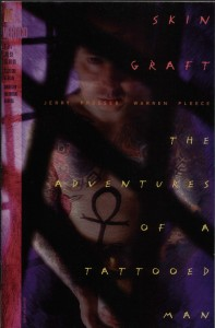 0001 4895 197x300 Skin Graft  The Adventures Of A Tatooed Man [DC Vertigo] Mini 1