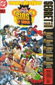 0001 4903 194x300 Sins of Youth   Secret Files and Origins [DC] OS1