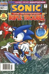 0001 4909 198x300 Sonic  The Hedgehog  Triple Threat [Archie Adventures] V1