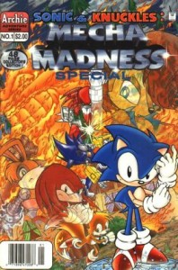 0001 4923 198x300 Sonic and Knuckles  Mecha Madness [Archie Adventures] OS 1