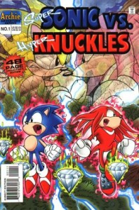 0001 4930 198x300 Sonic  Vs Knuckles [Archie Adventures] V1