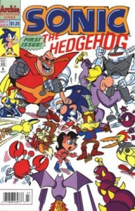 0001 4947 192x300 Sonic  The Hedgehog [Archie Adventure] V1