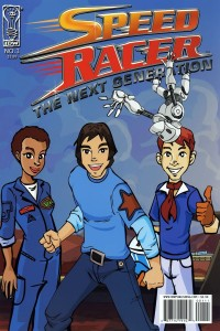 0001 5003 200x300 Speed Racer  The Next Generation [IDW] V1