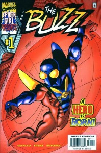 0001 5020 198x300 Spider Girl  Presents The Buzz [Marvel] V1