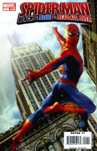 0001 5021 193x300 Spider Man  Black And Blue And Read All Over [Marvel] OS1