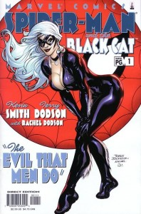 0001 5067 198x300 Spider Man  And The Black Cat  The Evil That Men Do [Marvel] Mini 1