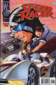 0001 5070 197x300 Speed Racer [Wildstorm] V1