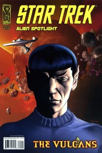 0001 5115 200x300 Star Trek  Alien Spotlight  The Vulcans [IDW] OS1