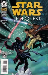 0001 5144 193x300 Star Wars  Jedi Quest [Dark Horse] Mini 1