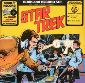 0001 5155 Star Trek  A Mirror For Futility  The Time Stealers [UNKNOWN] OS1
