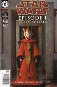 0001 5156 196x300 Star Wars  Episode 1  Queen Amidala [Dark Horse] OS1