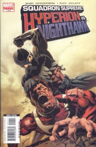0001 5172 195x300 Squadron Supreme  Hyperion Vs Nighthawk [Marvel] Mini 1