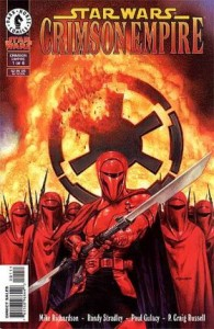 0001 5181 195x300 Star Wars  Crimson Empire [Dark Horse] Mini 1