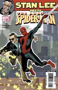 0001 5218 195x300 Stan Lee Meets The Amazing Spider Man [Marvel] OS1