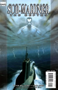 0001 5294 195x300 Sub Mariner  The Depths [Marvel Knights] Mini 1