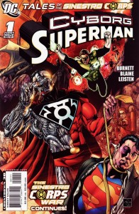 0001 5418 196x300 Tales Of The Sinestro Corps  Cyborg Superman [DC] OS1